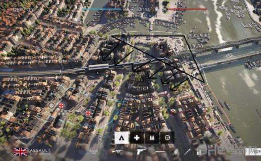 战地5鹿特丹地图打法4
