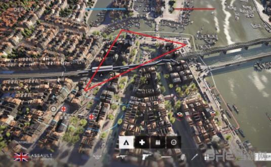 战地5鹿特丹地图打法3