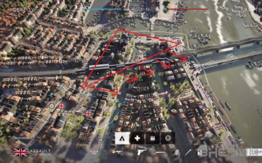 战地5鹿特丹地图打法5