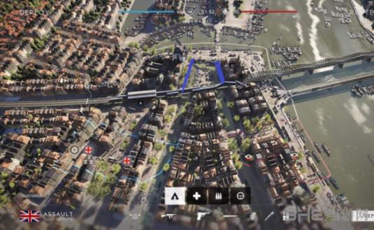 战地5鹿特丹地图打法7