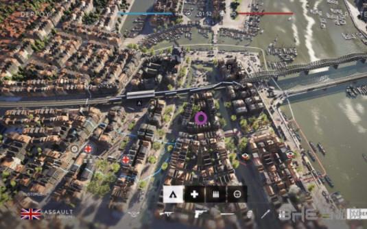 战地5鹿特丹地图打法8