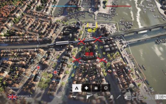 战地5鹿特丹地图打法9