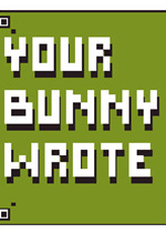 Your Bunny WroteALiAS硬盘版