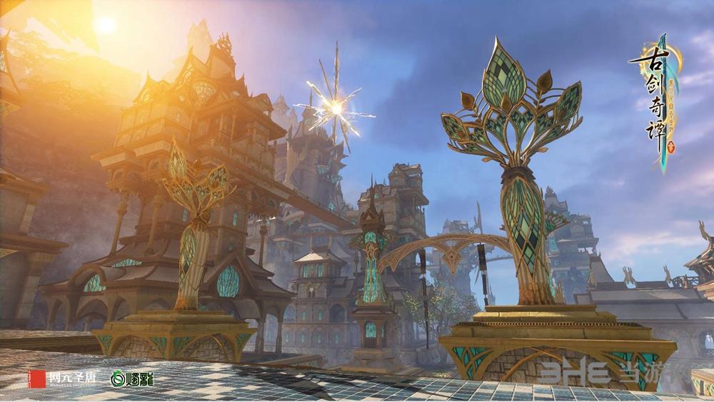 古剑奇谭3宣传图1