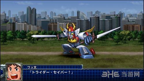 超级机器人大战T截图2