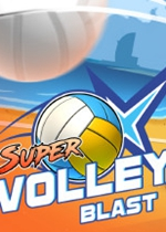 超�爆裂排球(Super Volley Blast)PC硬�P版