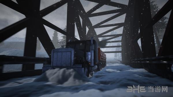 阿拉斯加卡车模拟截图2