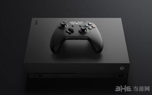 Xbox主机图片