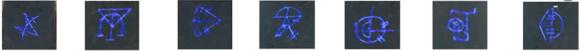 使命召唤15丧尸模式BOSS符号