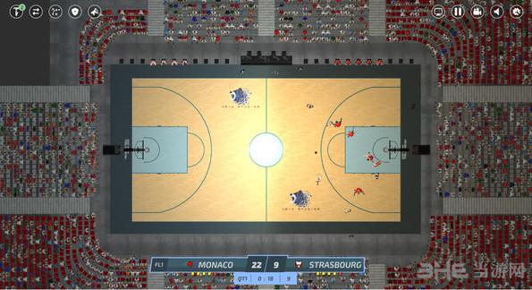 职业篮球经理2019截图4