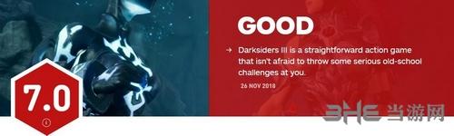 暗黑血统3IGN评分图片
