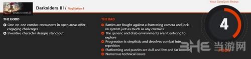 暗黑血统3gamespot评分图片