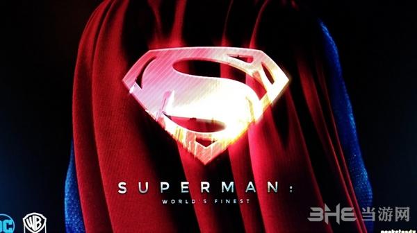 超人世界最佳搭档海报图