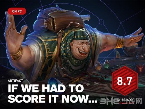 Artifact IGN评分图