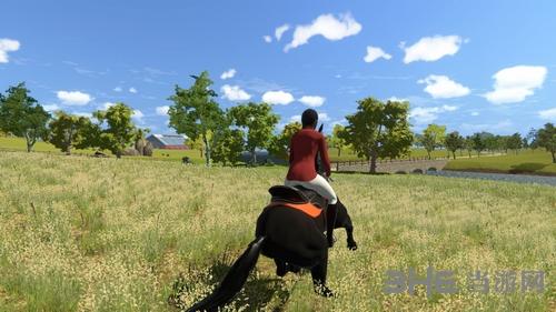 我的小小骑马冠军截图0