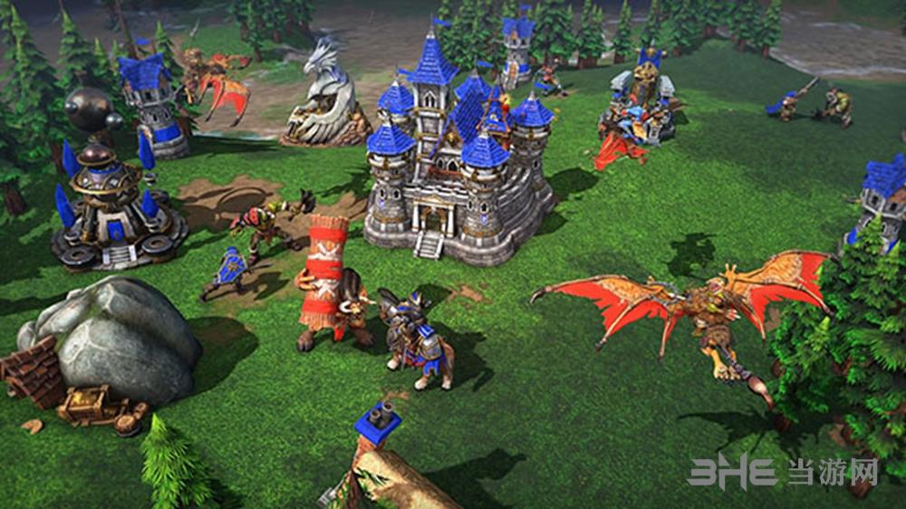 魔兽争霸3重制版截图4