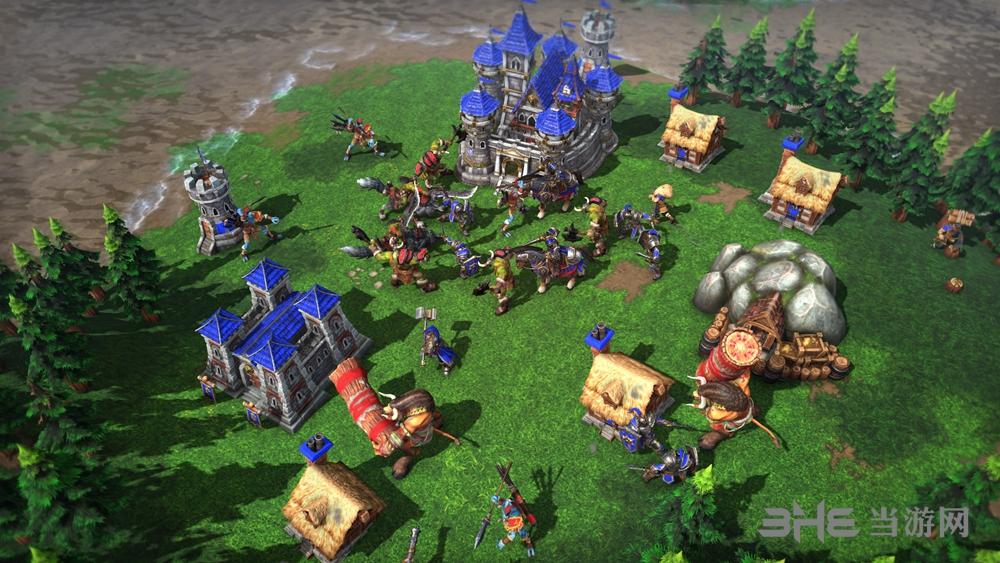 魔兽争霸3重制版截图7