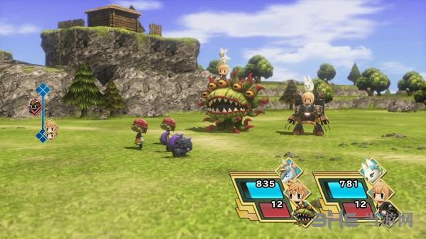最终幻想:世界Maxima截图2