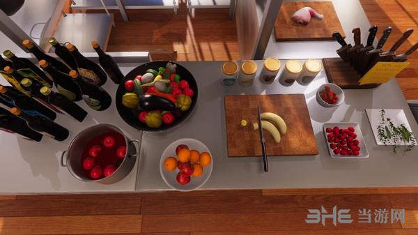 料理模拟器截图0