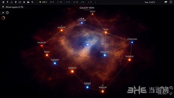 帕克斯新星截图2