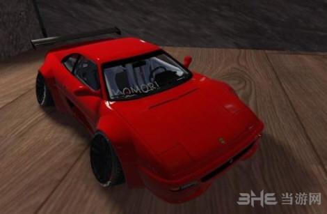 侠盗猎车手5 1994款法拉利F355宽体跑车MOD截图0