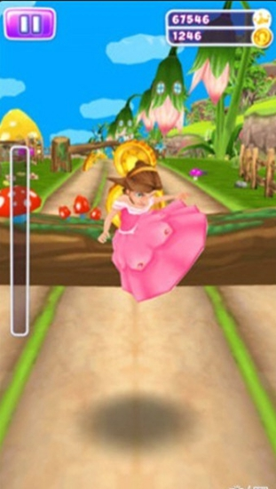 童话公主跑酷