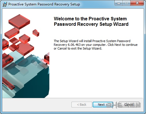 Proactive System Password Recovery安装步骤图片1