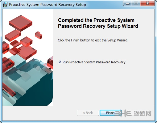 Proactive System Password Recovery安装步骤图片6