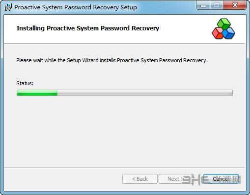 Proactive System Password Recovery安装步骤图片5