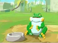 不休的乌拉拉大肚蛙