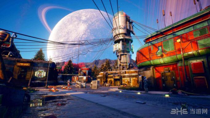 外部世界游戏截图2