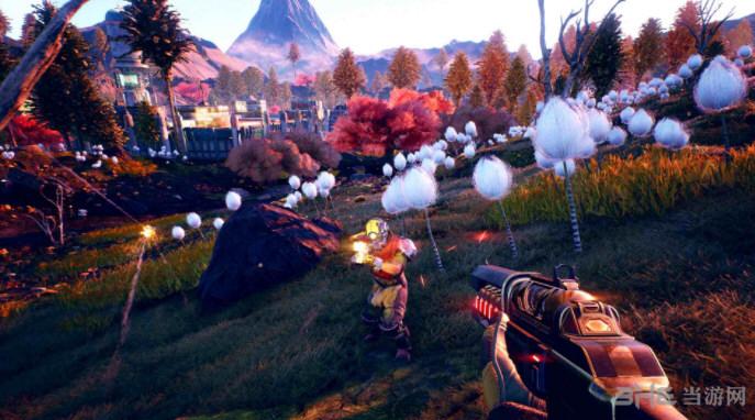 外部世界游戏截图3