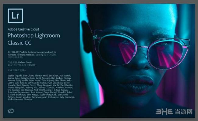 AdobePhotoshop Lightroom圖片