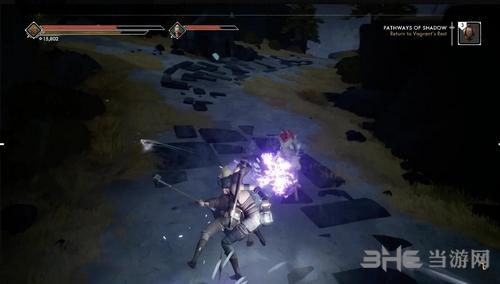灰烬游戏截图1