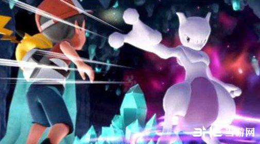 動漫 精靈寶可夢 letsgo超夢在哪抓