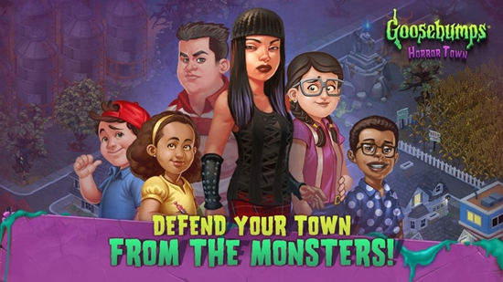 可怕的怪物城截图3