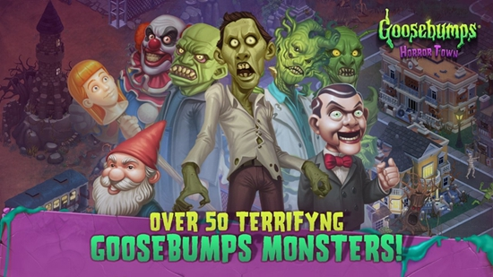 可怕的怪物城截图0