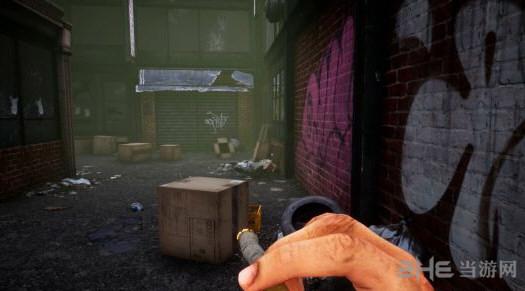 流浪汉模拟器游戏截图2
