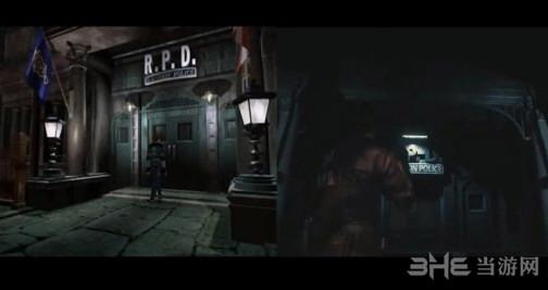 生化危机2重制版游戏截图3