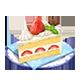 fgo草莓蛋糕图片