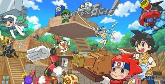忍者盒子游戏截图2