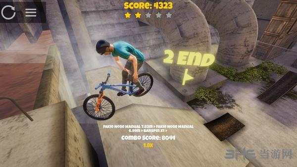 极限挑战自行车2截图0
