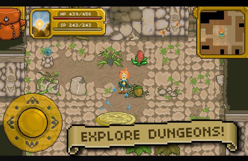 炼金世界创造RPG截图2