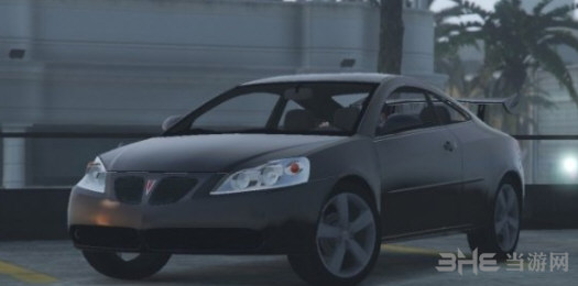 侠盗猎车手5 2009款庞蒂亚克G6 GTP Coupe跑车MOD截图0