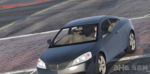 侠盗猎车手5 2009款庞蒂亚克G6 GTP Coupe跑车MOD截图1