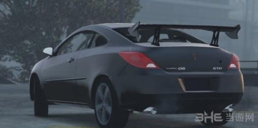 侠盗猎车手5 2009款庞蒂亚克G6 GTP Coupe跑车MOD截图2