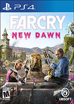 孤岛惊魂:新曙光(Far Cry:New Dawn)PC硬盘版