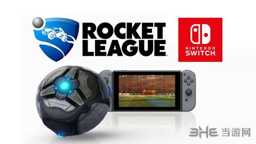 火箭联盟switch版宣传图片