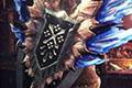 冥灯龙盾斧