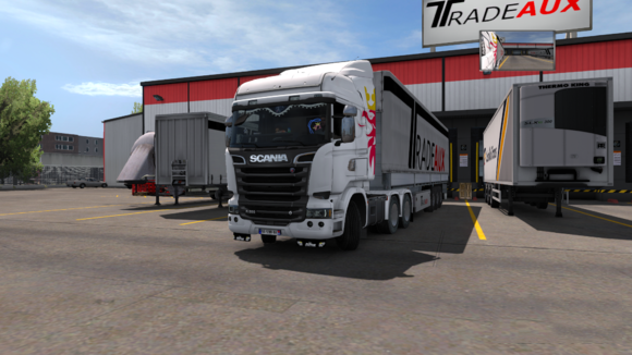 欧洲卡车模拟2差速锁
